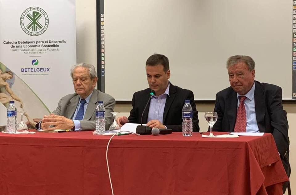 La Cátedra debate sobre los retos futuros de la Unión Europea durante dos días